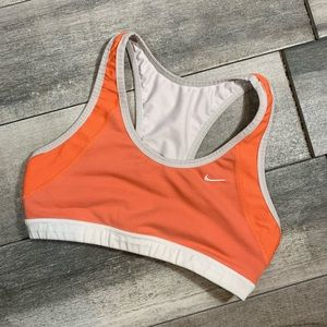 {Nike} dri fit reversible sports bra